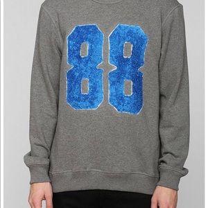 Urban Outfitters Crewneck Sweatshirt (Large)